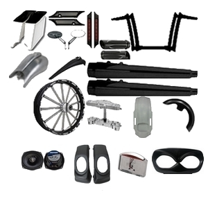 HARLEY ACCESSORIES