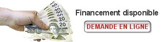 Financement Disponible