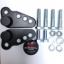 REAR LOWERING KIT AJUSTABLE HARLEY-DAVIDSON TOURING