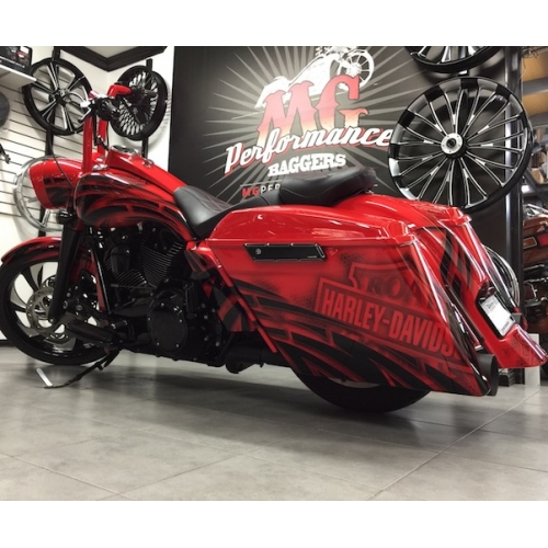 2016 HARLEY DAVIDSON ROAD KING FLHR