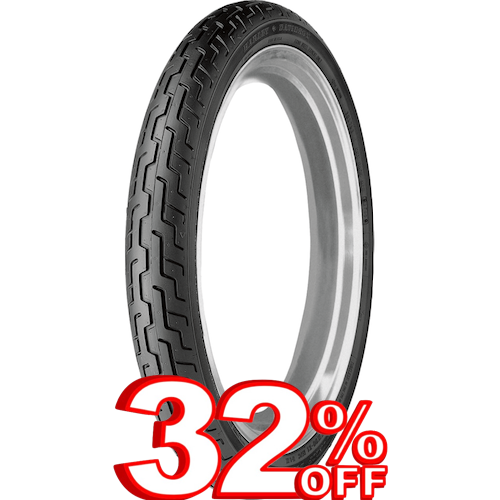 MH90-21 DUNLOP BW 54H D402 FRONT TIRE MOTORCYCLE